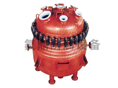 四氟磨压容器